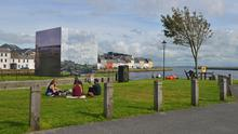 'Mirror Pavilion' , part of the Galway International Arts Festival 2020