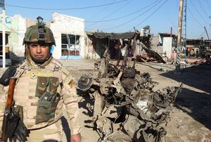 Car bombs are still a threat in Baghdad