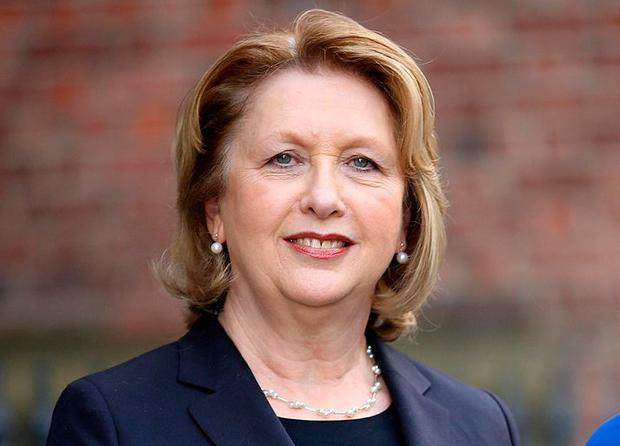 Call for tolerance: Former President Mary McAleese. Photo: Gerry Mooney