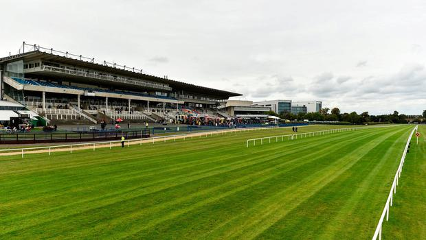 A general view of Leopardstown Racecourse. Photo: Sam Barnes/Sportsfile