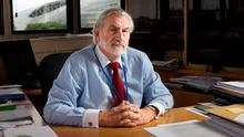 Kieran Mulvey, former chairman of the Workplace Relations Commission, acted as a mediator Photo: Tony Gavin