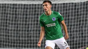 Brighton youngster Warren O'Hora has been training at home in Dublin during the lockdown. Photo: Pete Norton/Getty Images