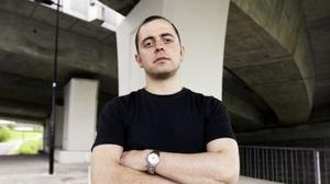 Night-life campaigner: DJ Sunil Sharpe is described as 'one of Europe's most renowned and well-loved techno DJs'