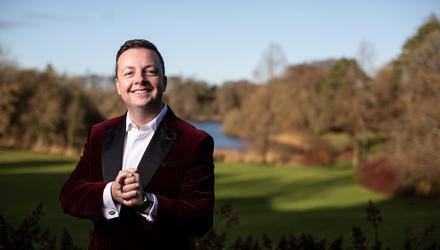 Oliver Callan reckons there will be a few calls to Joe Duffy's 'Liveline' about his new show. Picture by David Conachy