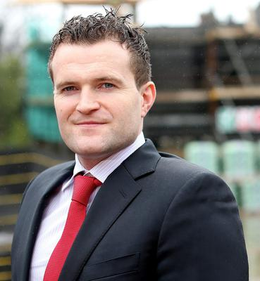 Developer: Greg Kavanagh says he has a good defence and counterclaim to the case