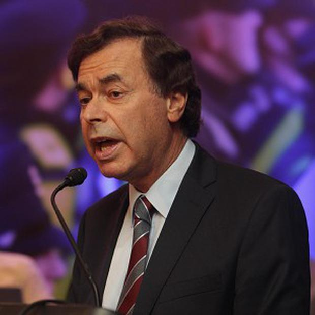 Alan Shatter refused to resign after revealing a TD had escaped prosecution for driving while using a mobile phone