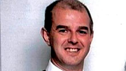 Killer: Teacher Alan Hawe transferred more than €2,000 from a joint account toone in his own name. Photo: PA