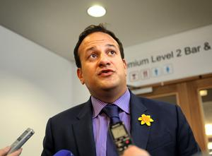 Minister for Health Leo Varadkar is the favourite to replace Enda Kenny as FG leader