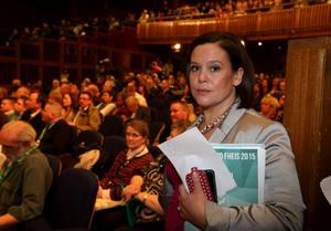 """Mary Lou McDonald, who """"needs to go into the Dáil at the earliest opportunity to apologise to those she named, and the Dáil in general, for this unwarranted and damaging stunt"""""""