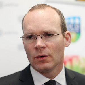 Simon Coveney TD said a new database would contain information on more than 70 per cent of cattle, sheep and pigs