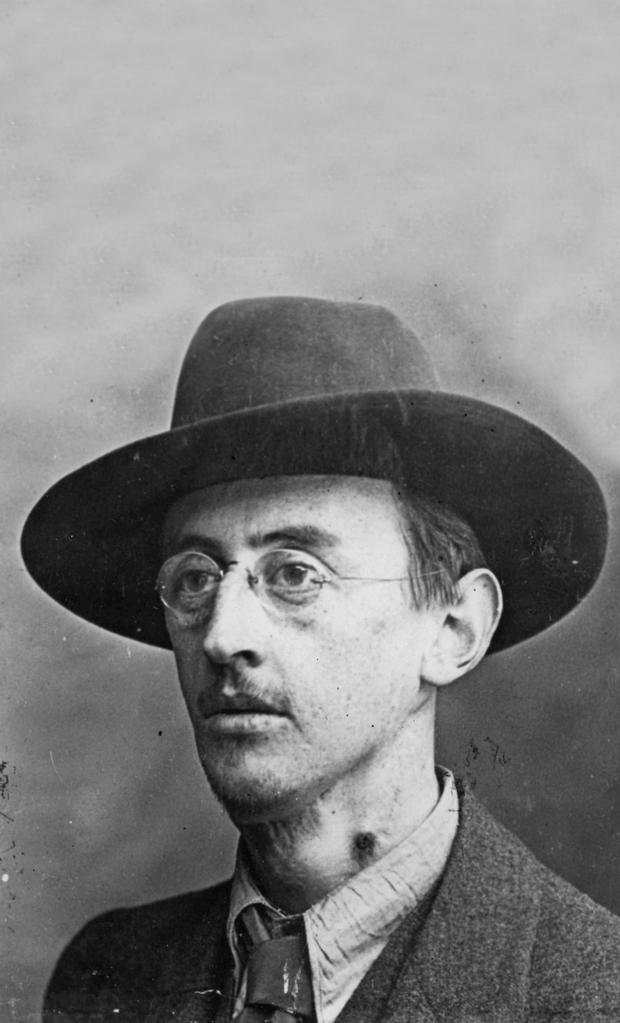 Joseph Mary Plunkett Ailing Writer Who Shaped The Rebellion