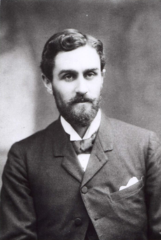 A portrait of Roger Casement