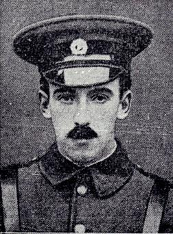 Edward 'Ned' Daly was the youngest of those executed in 1916.