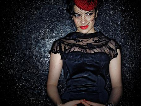 Camille O'Sullivan will contribute to 'England' at the same venue on March 29