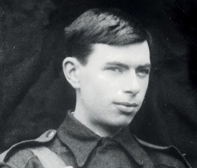 Seán Heuston led 25 men down Sackville Street on Easter Monday 1916, and then on to the Mendicity Institution on the south quays, where they held out for two days.