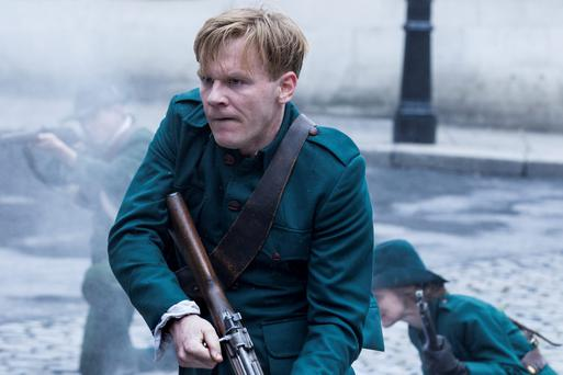 'Rebellion' has already been picked up by Sundance TV, which was founded by Robert Redford