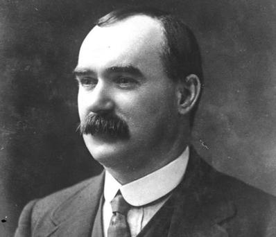 James Connolly, leader of the Irish Citizen Army