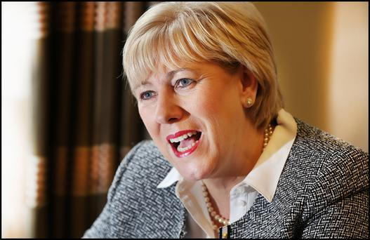 Minister for Arts, Heritage, Regional, Rural and Gaeltacht Affairs Heather Humphreys T.D. will speak at the conference on Friday Nov 11 at 9.30am, Bailey Allen Hall, NUI Galway. Photo: Steve Humphreys
