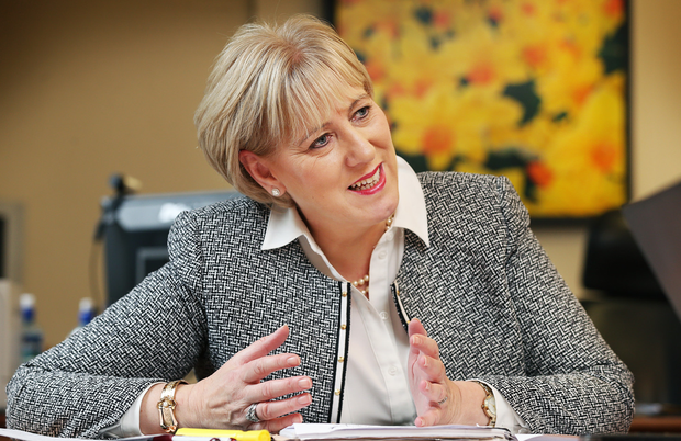 Business Minister Heather Humphreys. Photo: Steve Humphreys