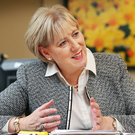 Minister for Business, Enterprise and Innovation, Heather Humphreys. Photo: Steve Humphreys