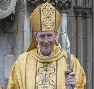 Bishop Denis Nulty. Photo: Arthur Carron