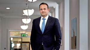 Leo Varadkar. Picture: Frank McGrath