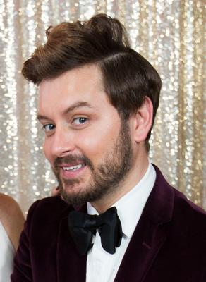 Party time: Former 'Big Brother' star Brian Dowling will lead online celebrations for Lloyds Pharmacy staff tonight