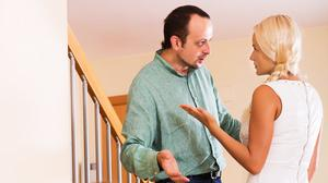 Pressure: The stresses that come with extended lockdowns can be devastating to even the healthiest of relationships