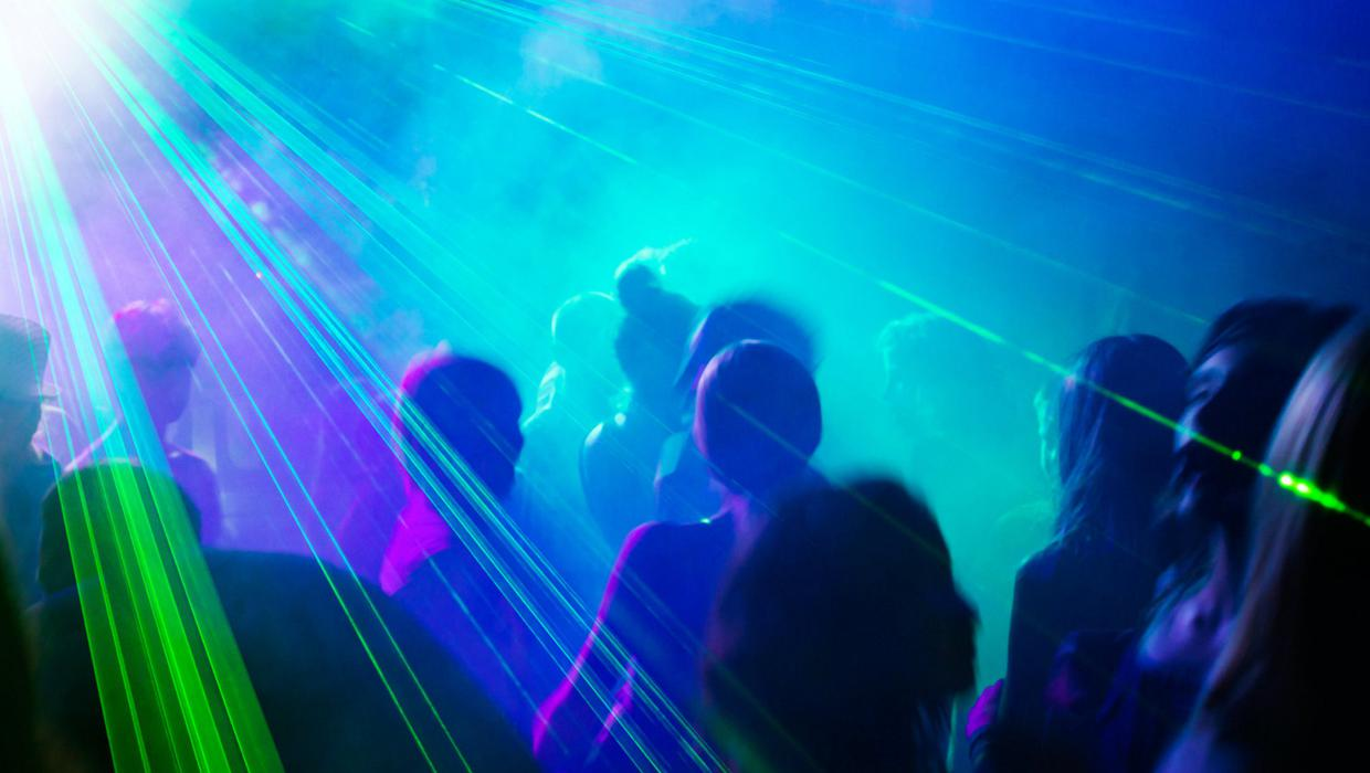 'Why would anyone want to go to a night club with 50 people inside?'