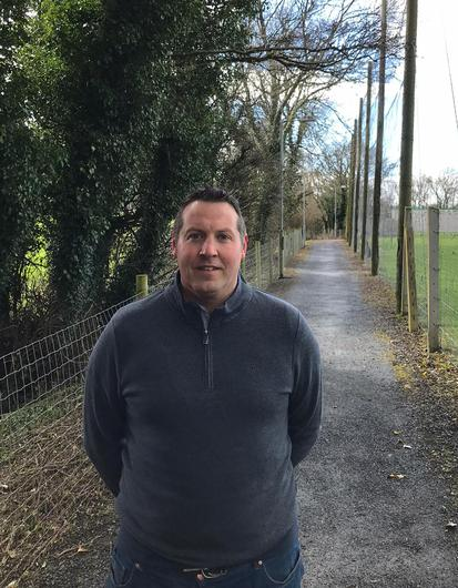 Peter Cleere says high Covid numbers in the lead-up to Christmas were a wake-up call for people in KIlkenny