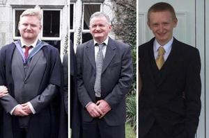 The revelation came as gardaí have commenced interviews with heartbroken Anne O'Sullivan (60) who saw her eldest son, Mark (25), ambushed and shot by his father, Tadg (59), and younger brother, Diarmuid (23), at the family farm at Assolas outside Kanturk in north Cork on October 26