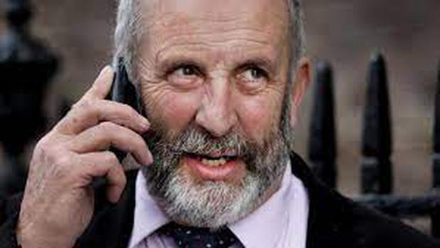 Independent Councillor Danny Healy Rae can been seen in the video not wearing a mask or face covering.