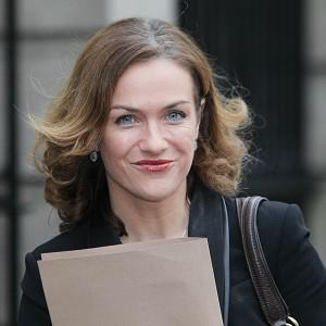Dr Rhona Mahony is one of four senior staff receiving board-approved top-ups