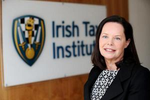 Mary Honohan, Tax Institute chief, to announce findings