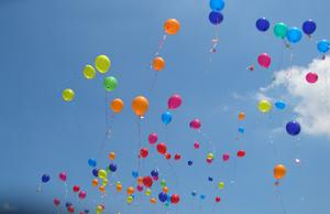 "Balloon releases can be ""lethal"" for the environment"