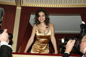 RUBY, RUBY, RUBY: Karima El Mahroug, known by her stage name 'Ruby the Heartstealer at Silvio Berlusconi's infamous 'bunga bunga' parties. A Rome court last week rejected an appeal to overturn the acquittal and to hold a new trial