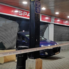 The incident happened at the Spar shop at Woodstown Shopping Centre