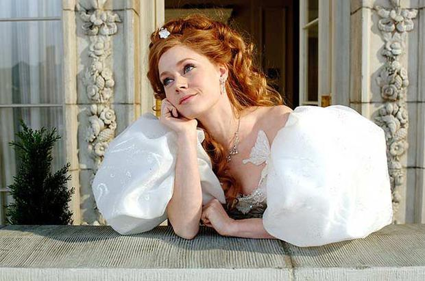 Amy Adams as Giselle in Enchanted
