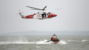 The aircraft was last detected on radar in the Caernarfon Bay area, less than 20km off the Welsh coast (Stock picture)