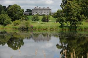 A FINE COUNTRY PILE: Headfort House, Co Meath. Photo: Barry Cronin/Getty