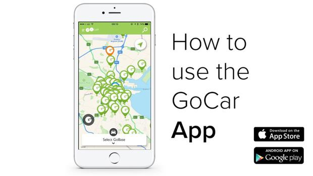 Keeping it local: GoCar has been in business in Ireland since 2008