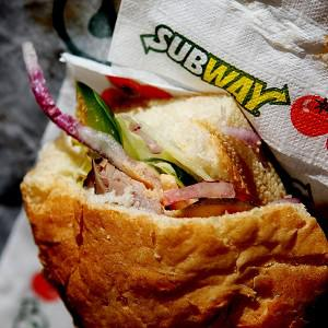 The five-judge court ruled the bread in Subway's heated sandwiches falls outside that statutory definition because it has a sugar content of 10pc of the weight of the flour included in the dough. Photo: PA
