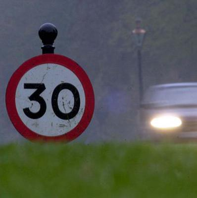 Operation Slow Down is targeting motorists at the start of the summer bank holiday