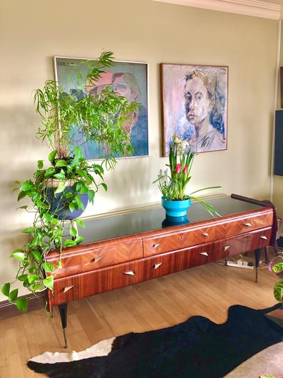 Mid Century Italian sideboard from Acquired