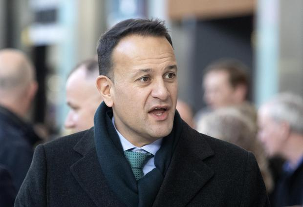 Leo Varadkar and his Tánaiste Simon Coveney have performed well on the crucial issue of Brexit and the pair are well rated in Brussels and the other EU capital.. Picture: Collins