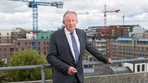 CIF director general Tom Parlon says builders are being forced to work inside homes
