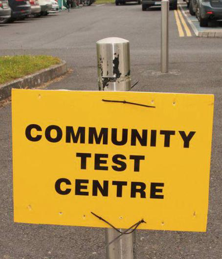 There were 385,000 community tests conducted in July 2021 which was among the highest levels since the start of the pandemic, according to the latest figures.