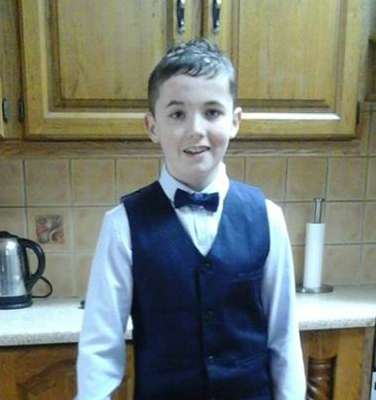 Lee (13) has no secondary school to attend Photo: Facebook