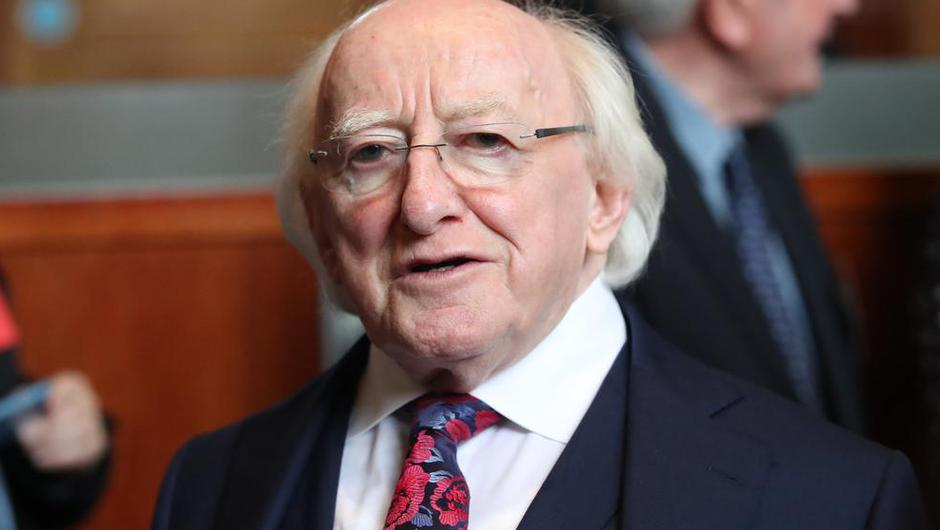 President Higgins signed legislation that has twooffences in relation to image-based sexual abuse