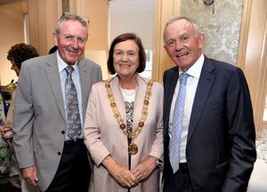 The Lord Mayor of Cork Cllr. Mary Shields. Photo: Billy MacGill